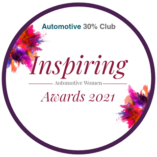 Nominate an inspiring woman for the Automotive 30% Club Awards 2021