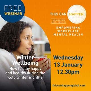This Can Happen - Winter Wellbeing Seminar