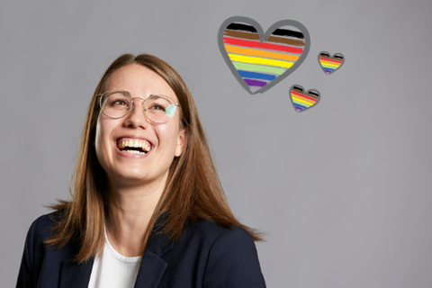 Being an LGBT woman at Enterprise